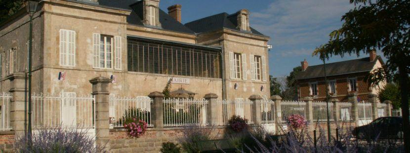 Mairie de Donnery