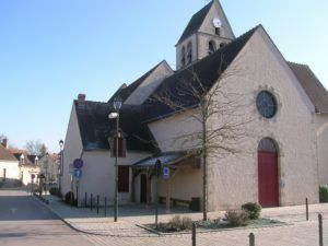 Eglise St Etienne - extérieur