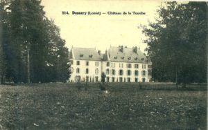 Château de la Touche-copier