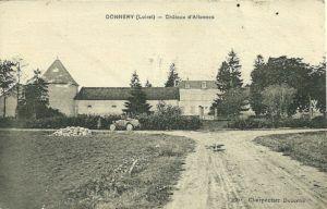Château d'Allonne